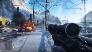 Battlefield V Closed Alpha Gameplay - Did You Know You Can Revive People?