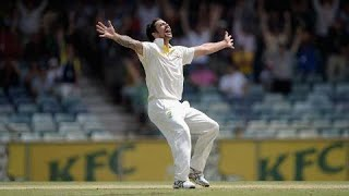 Every Mitchell Johnson wicket from the 2013-14 Ashes