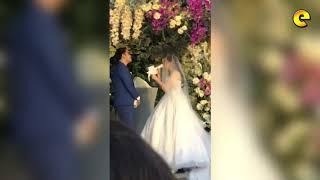Moira Dela Torre Sings Original Song For Jason Marvin On Their Wedding