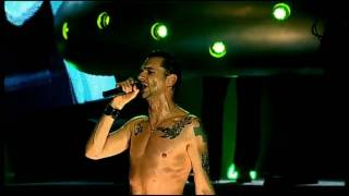 Depeche    Mode    --   Behind   The   Wheel       [[   Official   Live  Video  ]]  HD
