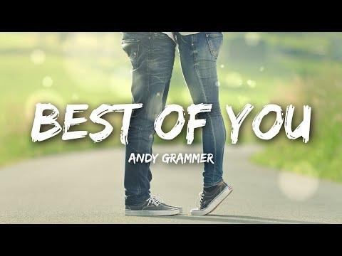 Download Andy Grammer Best Of You Lyrics In Description Video 3GP