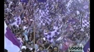 FIORENTINA VINCITRICE COPPA ITALIA '95-'96-documentario raro (parte 2)