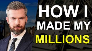 Ryan Serhant Interview: From Broke to $830 Million in Real Estate Sells (Million Dollar Listing)