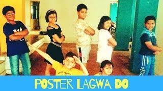 Poster Lagwa Do| Luka Chuppi | Easy Dance Steps | Kids Dance|Kriti Senon |Kartik Aaryan|Garima Gupta
