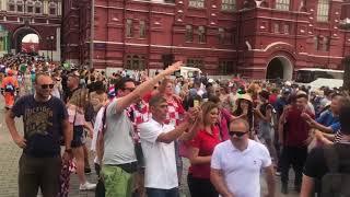 Хорваты захватили все подходы к Кремлю и метро