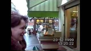 7(ч) Путешествие * НОВОГОДНИЙ ПАРИЖ - 2000 * Франция