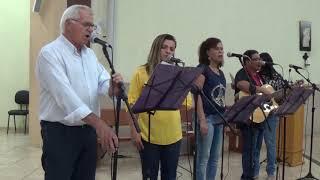 Canto de Comunhão - Missa do 5º Domingo da Quaresma (06.04.2019)