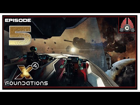 Let's Play X4: Foundations Split Vendetta (2020 Run) With CohhCarnage - Episode 5