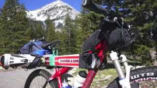 Bike and ski adventure from Bozeman to the Great One