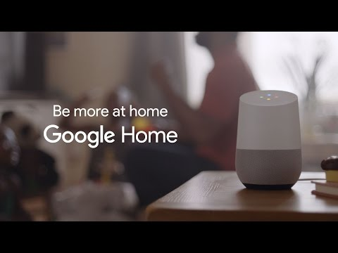 Google Commercial for Google Home (2017) (Television Commercial)