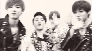 EXO Angel English and Romanized Lyrics Cover