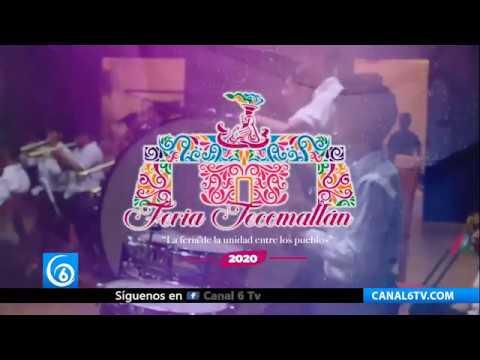 Engalana banda sinfónica infantil-juvenil en la Feria Tecomatlán 2020
