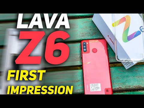 lava Z6 First Impression