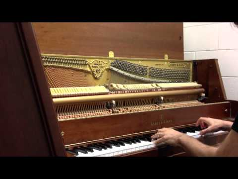 Hear A Very Out Of Tune Piano Before And After Tuning - YouTube