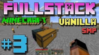 preview picture of video 'FullStack Server :: Minecraft Vanilla Snapshot SMP :: #3'