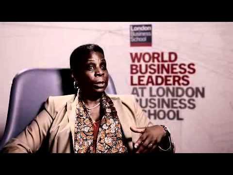 Profile: Ursula Burns, CEO And Chairman, Xerox Corporation