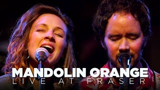 Mandolin Orange – Live at Fraser (Full Set)
