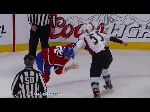 Dale Weise vs. Cody McLeod
