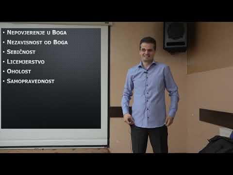 Zdravko Vučinić: Posljedice grijeha u ličnom životu