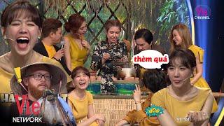 Hari Won mê tít cô gái ngoại quốc thích con trai Việt, youtuber Phúc Mập nói tiếng Việt rất cute