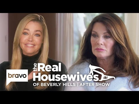 Lisa Talks Repairing Friendship With Kyle & Denise Embarrasses Aaron | RHOBH After Show (S9 Ep14)