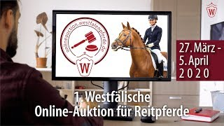 1. Westphalian Online Elite-Auction