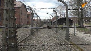 Książka z ludzkiej skóry w Muzeum Auschwitz-Birkenau