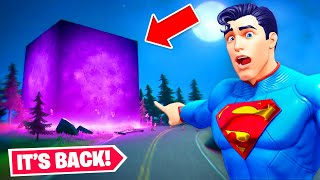 It's *ACTUALLY* BACK...! (Fortnite)