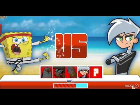 Видео прохождения игры губки боба имена персонажей тетрадь смерти