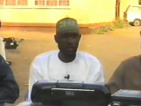 Sheikh Awwal Albany Zaria (Hajj Da Umrah 1)