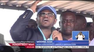 Monday Night News: Wiper leader Kalonzo tells off Musalia Mudavadi on CORD affairs, 24/10/2016