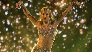 Heather Morris Channels Britney Spears Bringing 'Toxic' To The DWTS Ballroom