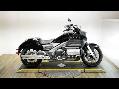 2014 Honda Gold Wing® Valkyrie® ABS in Wauconda, Illinois - Video 1