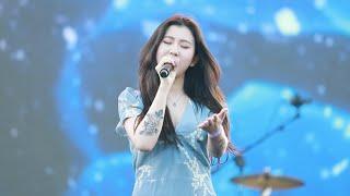 180901 백예린(Yerin Baek) - Bye bye my blue @ 썸데이 페스티벌, 난지한강공원