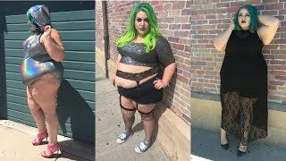 Plus Size Fashion Collection and Review: Chubby Cartwheels!