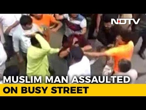 Muslim Man Wanted To Marry Hindu Woman, Beaten By Mob At Ghaziabad Court