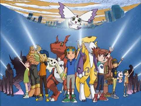Download Digimon Tamers Original Soundtrack Video 3GP Mp4 FLV HD Mp3