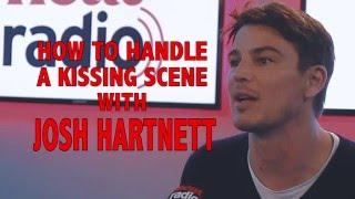 Josh Hartnett tells us how to handle a kissing scene