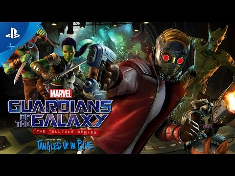 Marvel's Guardians of the Galaxy - The Telltale Series - PS4