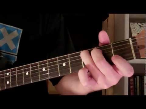 How To Play the Cmaj7 Chord On Guitar (C Major 7)