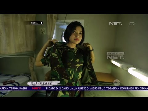 Menjaga Penampilan Ala Korps Wanita Angkatan Laut - NET24