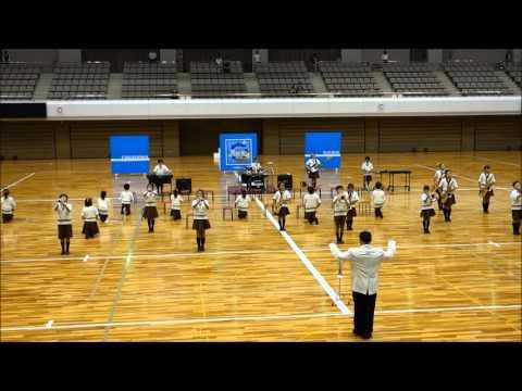 錦小 サンシャインマリンズ 全日本小学校バンドフェスティバル 福島県大会