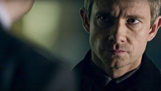 Sherlock épisode 1.01 - A strange meeting