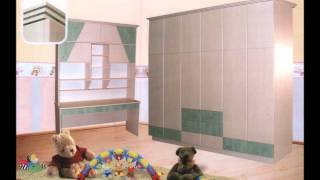 preview picture of video 'Kid's Rooms'