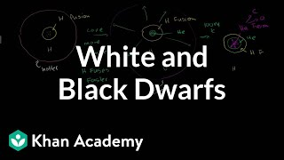 White and Black Dwarfs