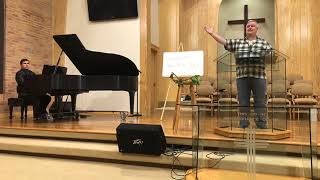March 22- Dr. Jason McNaughten- How To Have True Joy