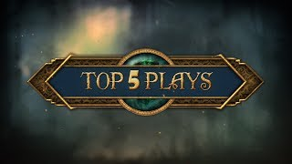 Hon Top 5 Plays 13 August 2018