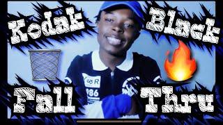 Kodak Black - Fall Thru (HBK OTW) Music Video- REACTION🗑🔥