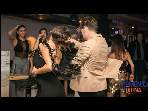 Jonatha & Simona Varone ⭐ La Musica es mi Vida ⭐ Social Dancing
