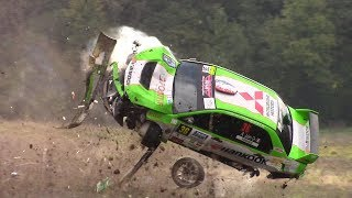 The Best of Rally 2019   Big Crashes, Big Show & Action   CMSVideo